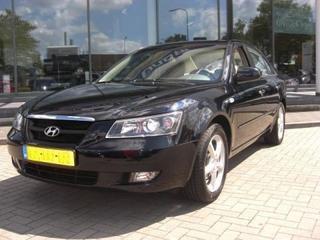Hyundai Sonata 2.4i StyleVersion (2007)
