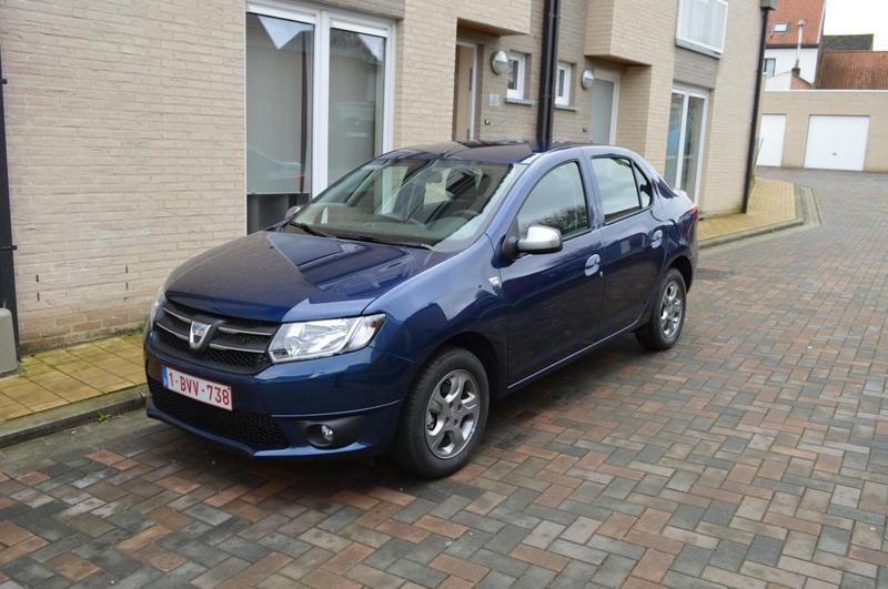 Dacia Logan Anniversary 2 tce 90 (2016)