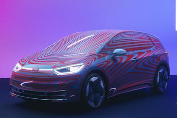 Volkswagen belicht ID.3 en opent orderboeken