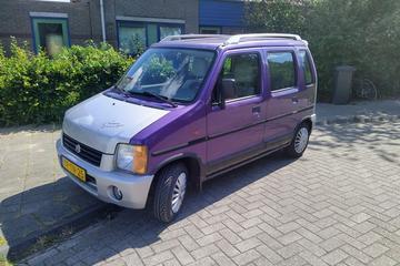 Suzuki Wagon R (1998)