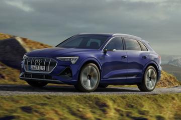 Update voor Audi E-tron: betere actieradius