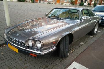 In het Wild: Jaguar XJ-S (1990)