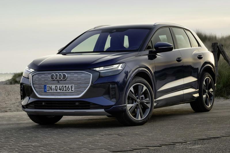 Audi Q4 e-tron en Q4 e-tron Sportback
