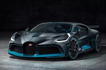 Extreem: Bugatti Divo breekt los!