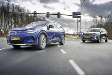 Kia e-Niro vs. Volkswagen ID.4 - Dubbeltest