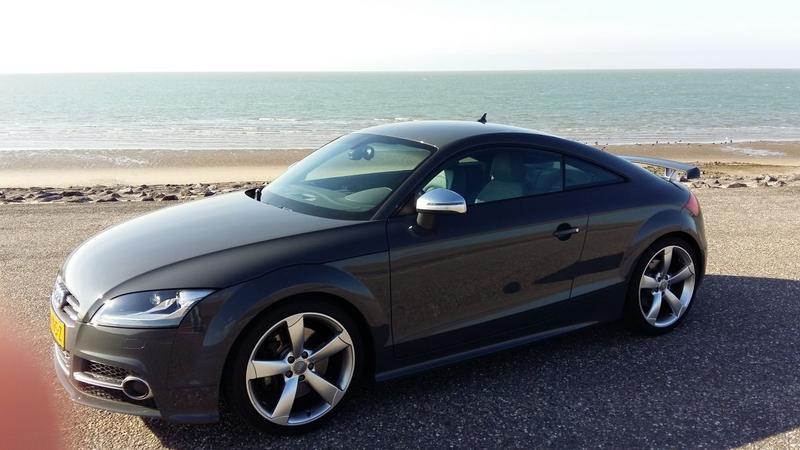 Audi TTS Coupé 2.0 TFSI quattro Pro Line (2014)