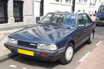 In het Wild: Mazda 626 (1987)