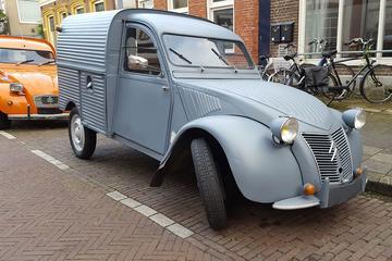 In het wild: Tweemaal Citroën 'besteleend'