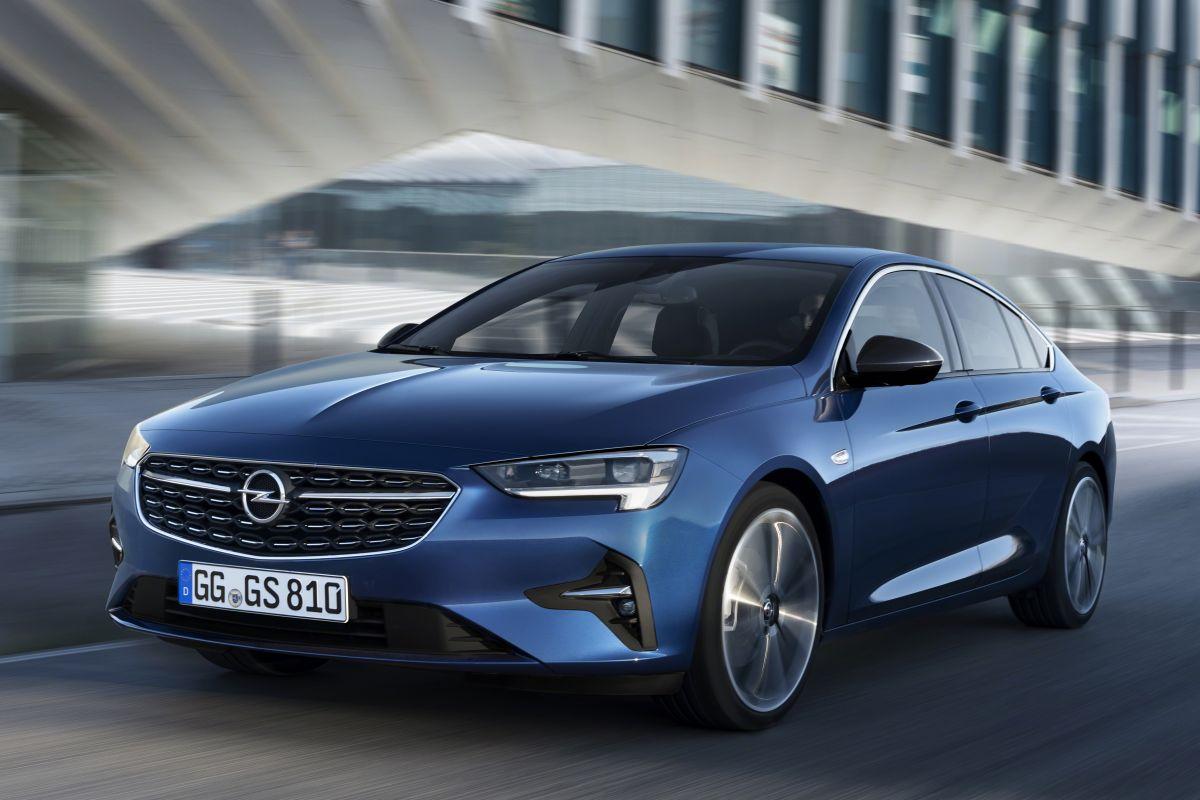 Opel Insignia II Restyling (2019) 6