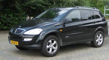 SsangYong Kyron M 200 Xdi 2WD Sport (2007)
