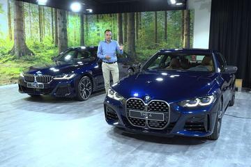BMW 4-serie en BMW 5-serie - Eerste Kennismaking