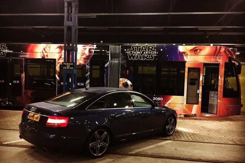 Audi A6 3.2 FSI quattro Pro Line (2004)