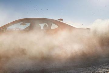 Nieuwe Subaru WRX dichtbij onthulling
