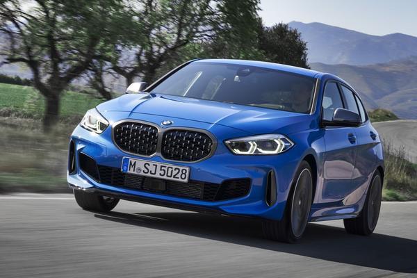 Dít is de nieuwe BMW 1-serie!