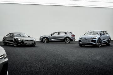 Audi elektrificeert