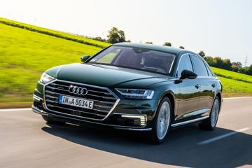 In detail: Audi A8 L 60 TFSI e Quattro