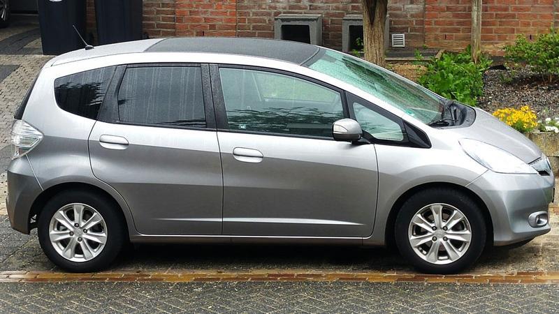 Honda Jazz 1.4 Hybrid Elegance (2012)