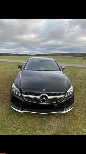 Mercedes-Benz CLS 350 d Shooting Brake (2015)