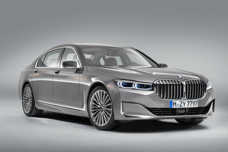 Facelift Friday: BMW 7-serie G11