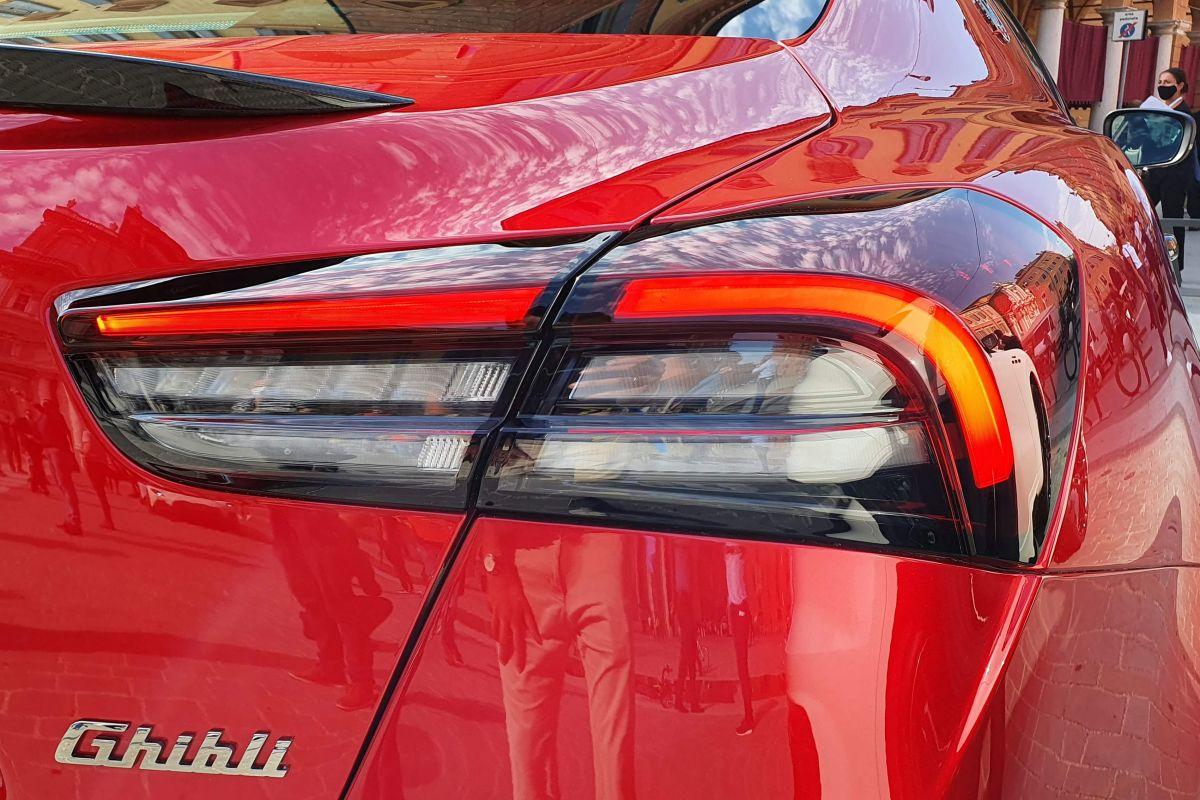 Maserati Ghibli Quattroporte Levante