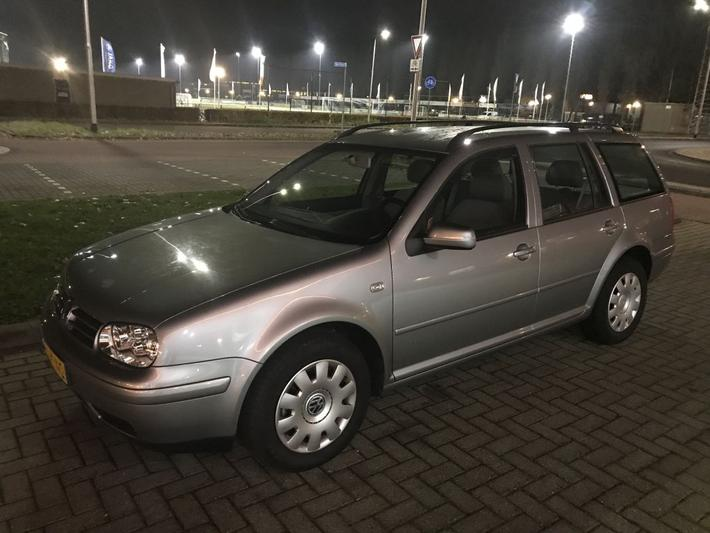 Volkswagen Golf Variant 1.6 16V Ocean (2003)