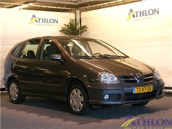 Nissan Almera Tino 1.8 Acenta (2005)