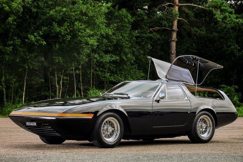 Ferrari 365 GTB / 4 Panther Shooting Brake