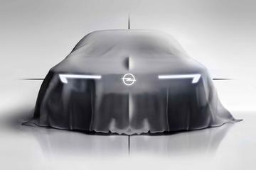 Opel het ontstaan van een concept-car