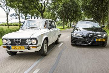 Alfa Romeo Giulia Nuova Super Diesel vs. Alfa Romeo Giulia 2.2 JTD