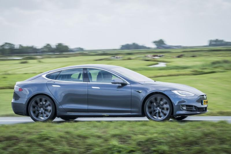 Tesla Model S Long Range - Eerste Rijtest