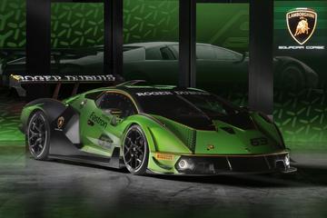 Lamborghini stuurt extreme SCV12 het circuit op