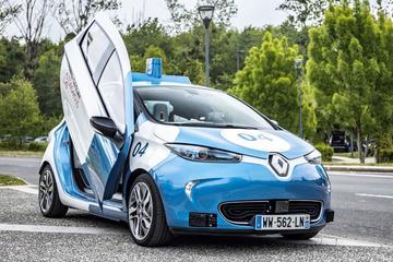 Renaults presenteert nieuw bijzonder autonoom project