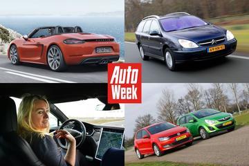 Dit wordt de AutoWeek: week 14
