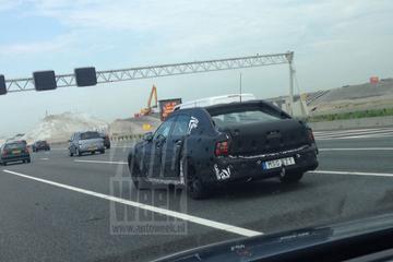 Wereldprimeur: eerste spyshots Volvo S90!