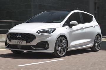 Ford Fiesta krijgt facelift