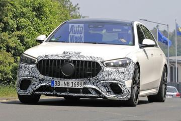 Mercedes-AMG S-klasse als brute PHEV doet jasje uit