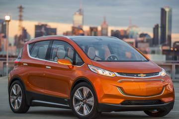 Chevrolet Bolt: volledig elektrisch voor het volk
