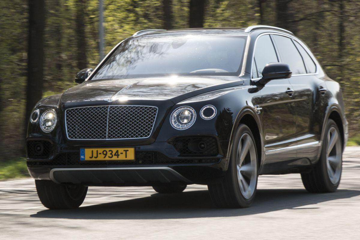 Bentley Bentayga | Eerste rijtest - AutoWeek.nl