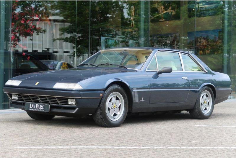 Goedkope Ferrari's
