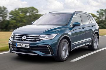 Volkswagen Tiguan nu ook als plug-in hybride