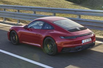Nieuwe Porsche 911 Carrera GTS: tussen Carrera S en Turbo