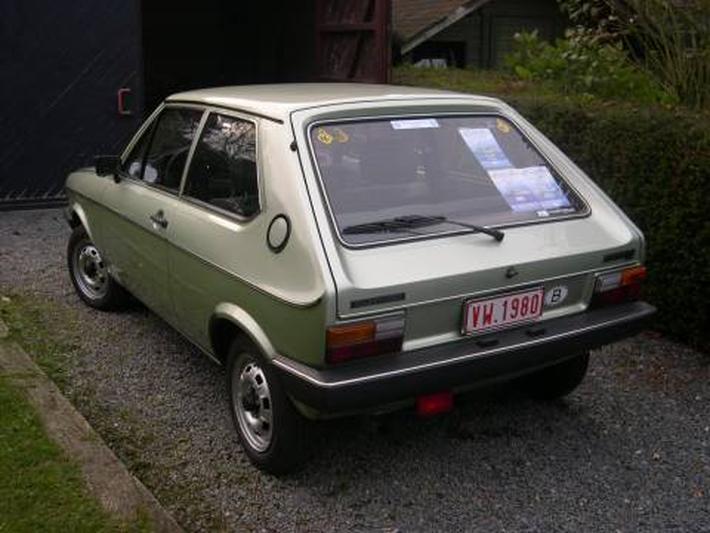 Volkswagen Polo 900 (1980)
