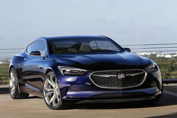 Buick neemt Avista Concept mee naar NAIAS
