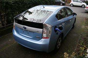 Toyota Prius 1.8 Plug-in Hybrid Aspiration (2013)