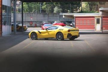 Ferrari F12 GTO zonder camouflage gespot