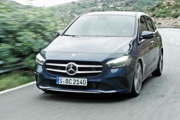 Mercedes-Benz B-klasse - rij-impressie