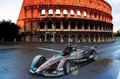 In beeld: Formule E-racer Porsche