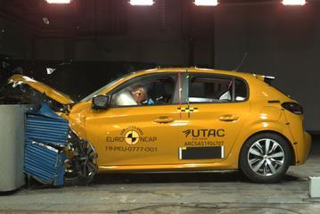Bescheiden sterrenregen Euro NCAP