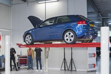 Audi A3 1.6 FSI – 2007 – 533.862 km - Klokje Rond