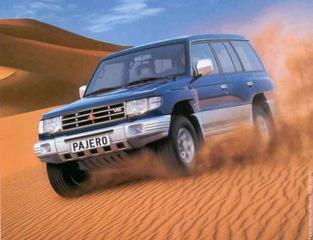 Mitsubishi Pajero Long Body 3.5 V6 GLSi (1999)